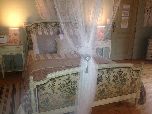 Maison 6 personnes Caylus - location vacances  n°55884