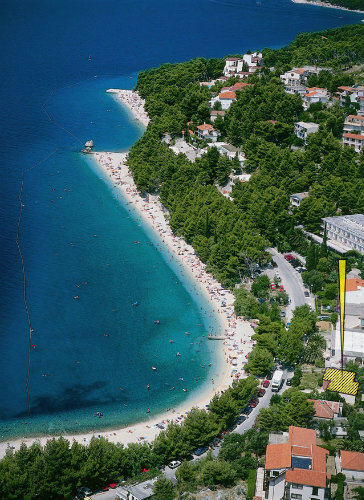 House Baska Voda - 5 people - holiday home