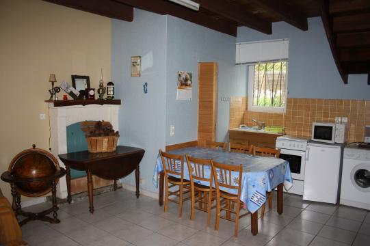 Maison Saint-jacut De La Mer - 4 personnes - location vacances  n°55899