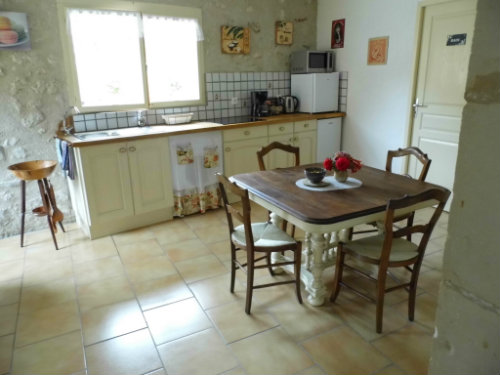 Gite in Antogny Le Tillac - Vacation, holiday rental ad # 55907 Picture #1
