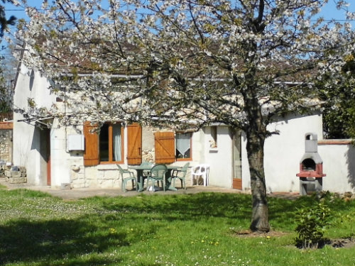 Gite Antogny Le Tillac - 4 people - holiday home  #55907