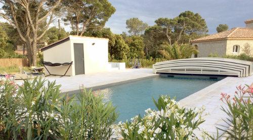 Maison Uchaux - 4 personnes - location vacances  n°55909