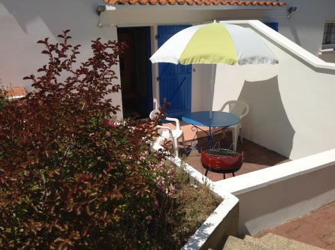 Appartement Saint Hilaire De Riez - 2 personnes - location vacances  n°55922