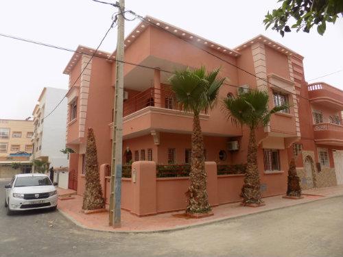 Maison à Saidia pour  10 •   avec balcon
