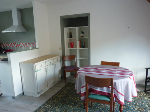 Flat Saint Brieuc - 3 people - holiday home  #55963