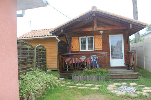 Chalet Saint-vincent-de-tyrosse - 4 people - holiday home  #55970