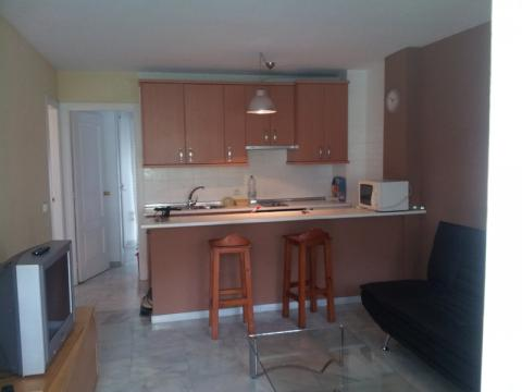 Flat in Benalmadena - Vacation, holiday rental ad # 55994 Picture #2