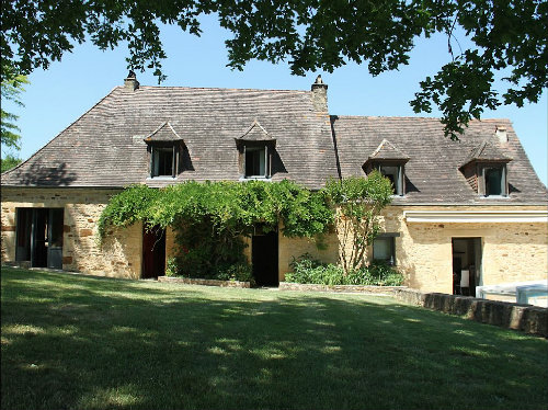Gite 8 personnes Saint Andre D'allas - location vacances  n°55996