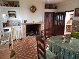 Gite in Almonaster la real for   6 •   animals accepted (dog, pet...)   #55082