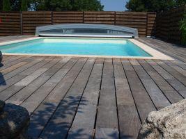 Gite- piscine en Luberon