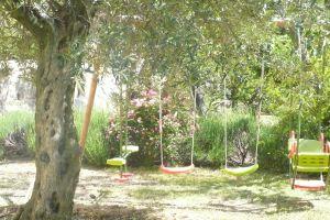 Maison à Feuilla pour  5 •   avec terrasse