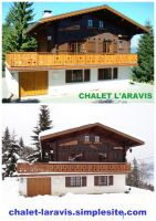 Chalet 11 people Saint Gervais Les Bains - holiday home  #55654