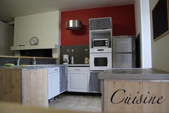 Maison Bourg Charente - 6 personnes - location vacances  n°56006