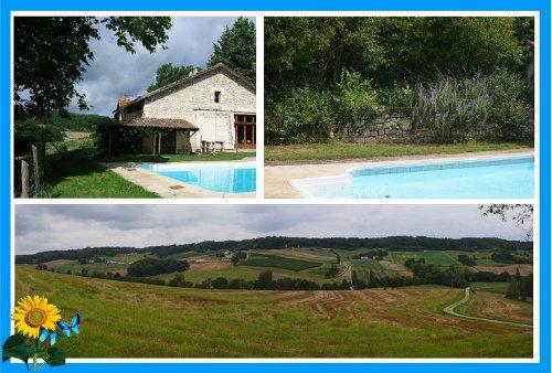 Gite Flaugnac - 16 personnes - location vacances  n°56018