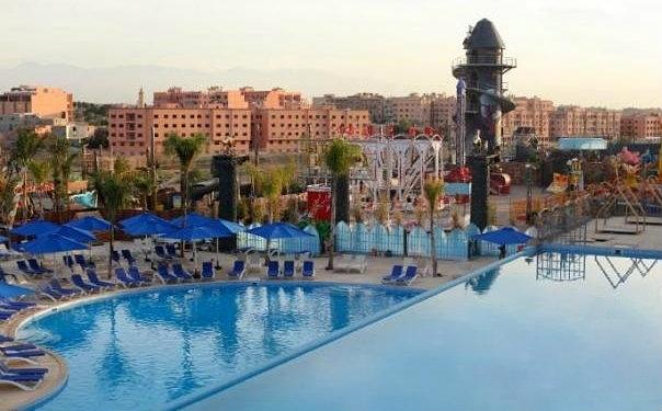 Maison Marrakech - 3 personnes - location vacances  n°56029
