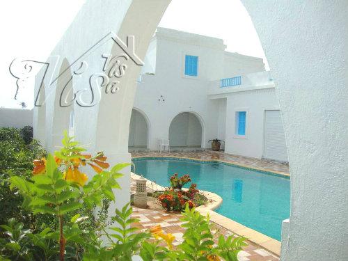 Maison djerba louer pour 6 personnes location n 56032 for Jardin 2000 tunisie