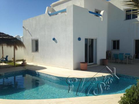 Maison Djerba - 6 personnes - location vacances  n°56033
