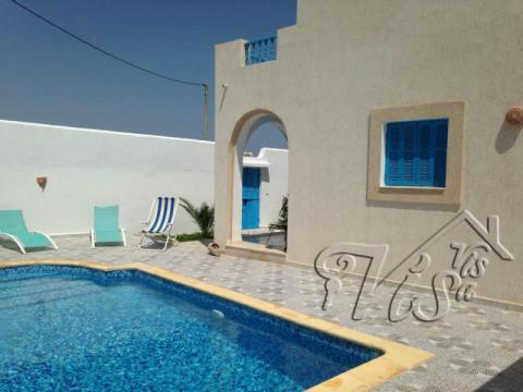 Maison Djerba - 6 personnes - location vacances  n°56034