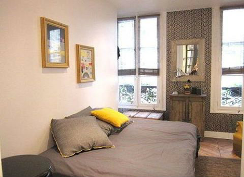 Flat 2 people Paris - holiday home  #56072
