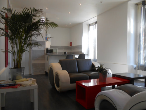 Flat Cannes - 4 people - holiday home  #56087