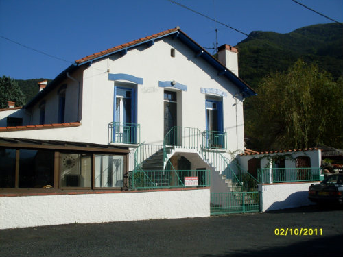 Maison 6 personnes Amelie Les Bains - location vacances  n°56143