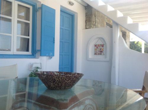 Maison Mykonos - 4 personnes - location vacances