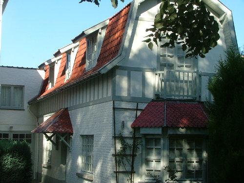 Maison Bruxelles - 4 personnes - location vacances  n°56146