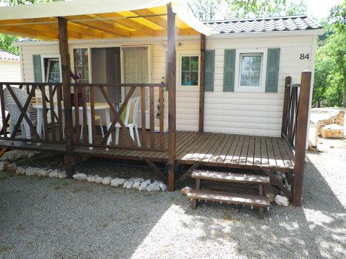 Wohnwagen 4 Personen Bauduen - Ferienwohnung N°56163
