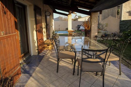 Maison La Crau - 7 personnes - location vacances  n�56201