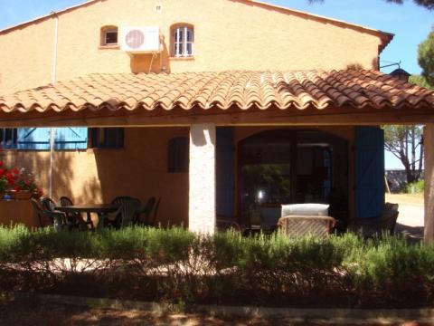 Maison Sainte Maxime - 4 personnes - location vacances  n°56204