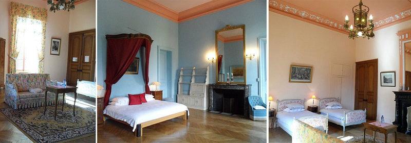 Château Villersexel - 7 personnes - location vacances  n°56205