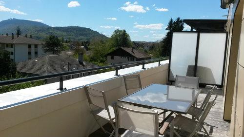 Appartement in Annecy le vieux für  6 •   3 Sterne