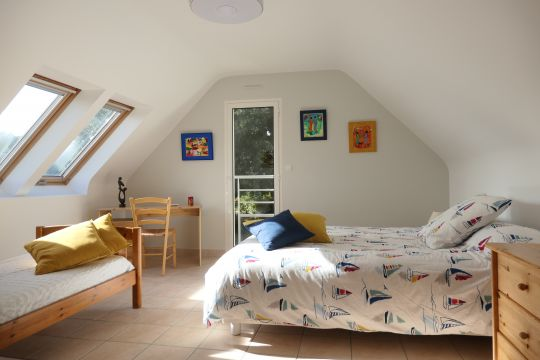 House in Locquénolé - Vacation, holiday rental ad # 56246 Picture #4