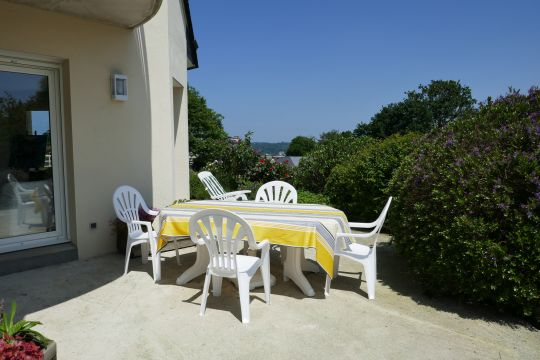 House in Locquénolé - Vacation, holiday rental ad # 56246 Picture #7