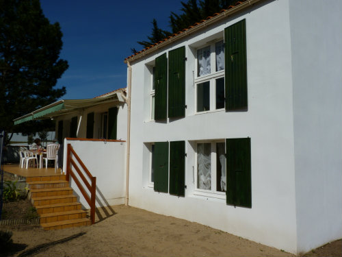 House in La tranche/mer - Vacation, holiday rental ad # 56247 Picture #3