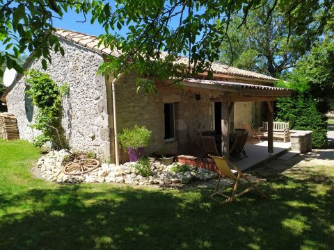 Gite Monflanquin - 6 people - holiday home  #56283