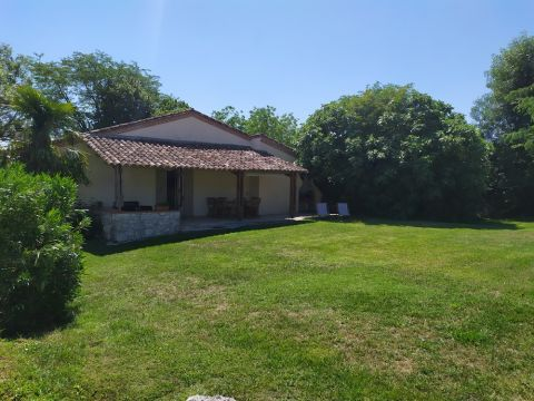 Gite Monflanquin - 8 people - holiday home  #56285