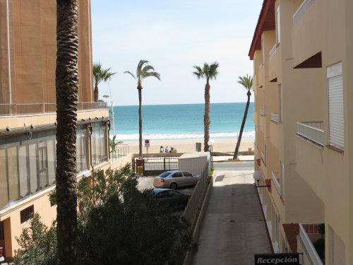 Appartement 4 personnes Peniscola - location vacances  n°56289