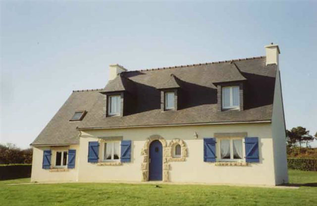 House in Camaret for   6 •   private parking