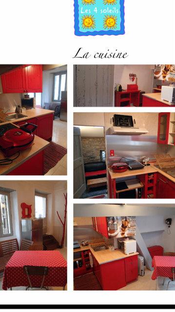 Maison à Montpellier pour  4 •   avec balcon