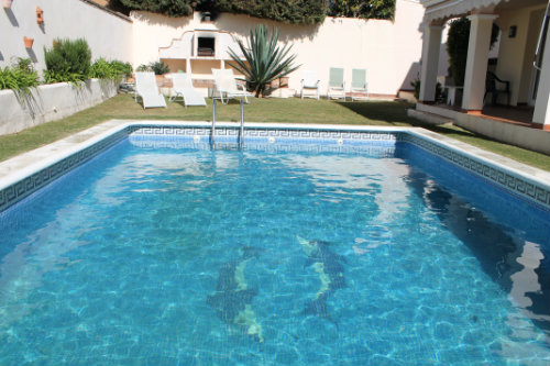 House in Marbella-Puerto Banus - Vacation, holiday rental ad # 56311 Picture #10