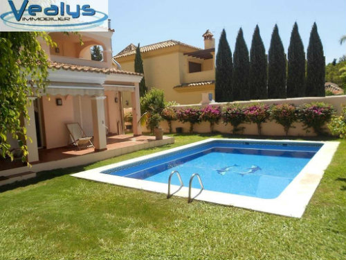House Marbella-puerto Banus - 15 people - holiday home  #56311