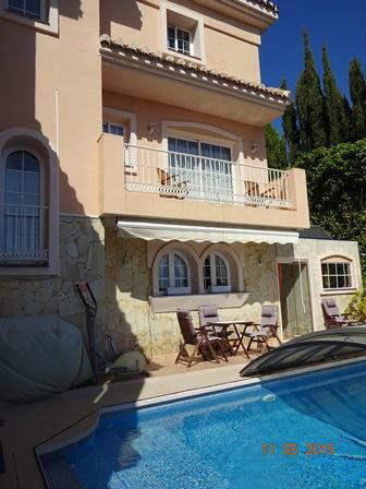 House Fuengirola - 8 people - holiday home  #56317
