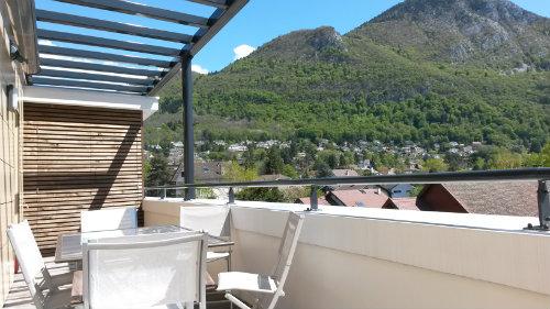 Appartement in Annecy le vieux für  2 •   mit Terrasse