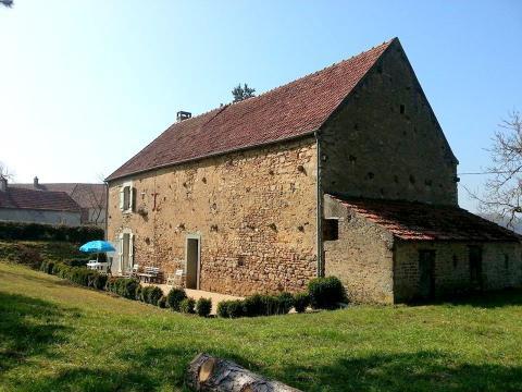Gite Jours-en-vaux - 8 people - holiday home  #56343