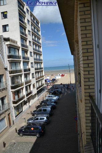 Appartement La Panne - 4 personnes - location vacances  n�56349