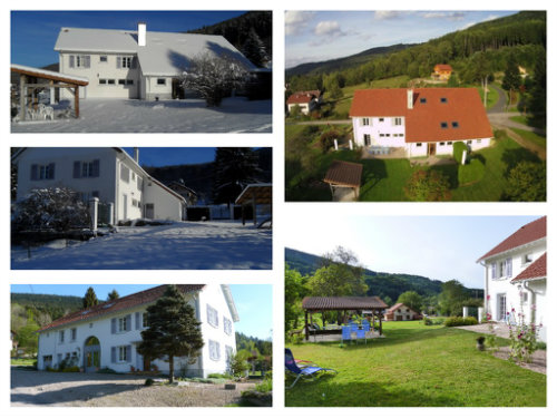 Casa rural en Ban sur meurthe clefcy para  28 •   parking privado