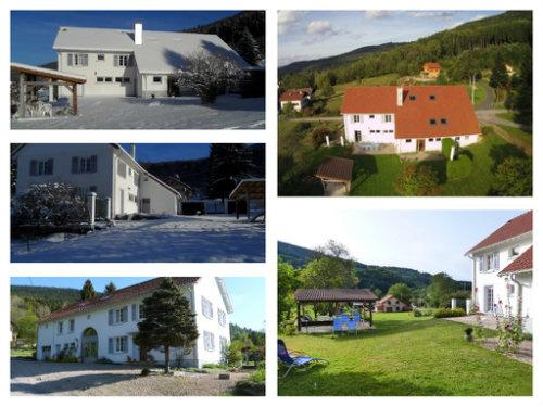 Casa rural Ban Sur Meurthe Clefcy - 28 personas - alquiler n°56360