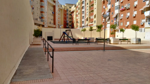 Flat in Malaga - Vacation, holiday rental ad # 56367 Picture #9