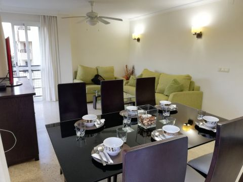 Flat in Malaga for rent for  7 people - rental ad #56367